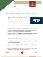 Ejercicios analitica Unidad 1
