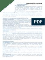 Etica_Profesional_Resumen