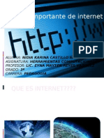 Lo Mas Import Ante de Internet