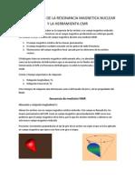 Fundamentos NMR y Herramienta CMR