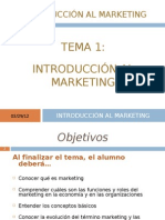 Power point Tema 1 Versión Alumnos