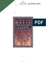 Lindsey Davis - Ver Delfos y Morir