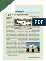 A igreja de São Tiago de Cernadelo