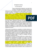 Arlindo Machado_El Imaginario Numerico