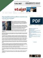 29-05-12 Han impedido motivos políticos concretar una reforma fiscal integral