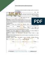 Documento de Prestacion de Servicios Musicales 111
