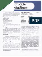 Data Sheets 2010 Data Sheet 410