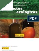 Valoracion Sensorial Alimentos Ecológicos. 2007