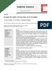 CATÉTER ARTERIA PULMONAR. (1)