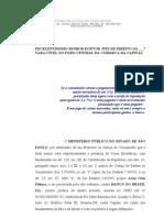 Inicial ACP Quitacao Antecipada Banco Do Brasil