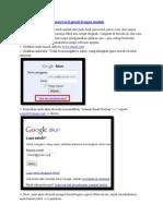 Cara Hack E-mail