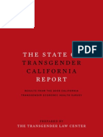 The State of Transgender California