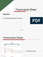 PDF Lec8 Transverse Shear