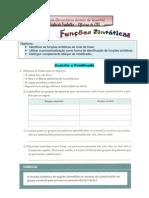 4_ Funções Sintáticas - oficina CEL