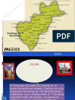 Mapa Internacional de Queretaro