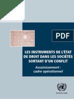 LES INSTRUMENTS DE L'ÉTAT DE DROIT