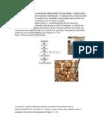 Ezquematizacion y Analisis de Procesode Pan de Arbol y Derivados