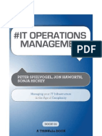 IT Operations Management Guide
