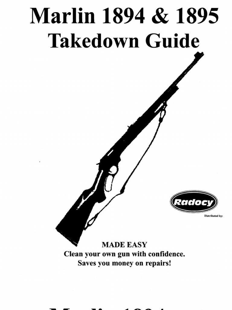 Marlin 1894 1895 Trigger Firearms Screw Model Parts Diagram