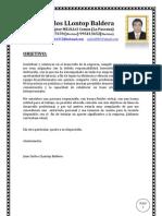 Curriculum v. Juan c.ll.b