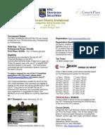 2012 RBC Dominion Securities Pro-Am Details