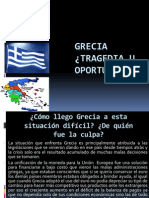 Grecia Tragedia u ad