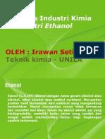 Industri Ethanol