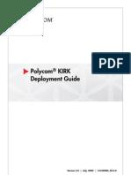 KIRK Deployment Guide