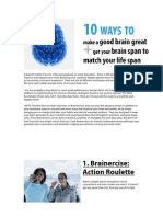 10 Brain Tips