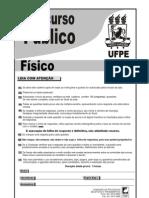 ConcursoUfpeProvaFisico