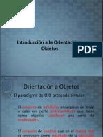 Clase 6 - Introduccion a la promación OO