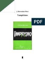 Vampirismo - Herculano Pires