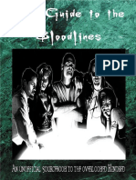WOD - Vampire - The Masquerade - The Guide to the Bloodlines (Version 1.0)