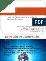 Cosmovisión Bíblica Exposición Prana