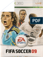 Fifa 09 Manual Xbox Live en Español