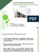 Presentasi Manajemen Pemasaran