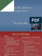 Jean-Paul Sartre Ppt