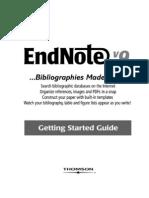 Endnote9 Gettingstarted