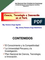 C2 INVESTIGACIÓN CT EN PERÚ