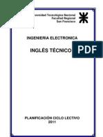 Ingles Tecnico I R 2011
