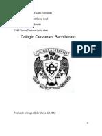 Colegio Cervantes to Meto Mayo