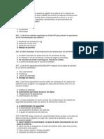 CUESTIONARIO CISA 5A