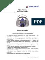 Ficha Tecnica Survivair Blue One