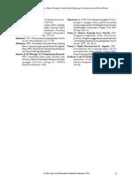 Apr 2010 (2) - Pengaruh Pola Pemberian Pakan Yang Berbeda Terhadap Produksi Benih Kepiting Bakau (Scylla Serrata) Skala Masal