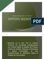 Unidad 3 Imperio Bizantino Luisa Fernanda Vélez