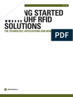 Getting Started UHF RFID White Paper
