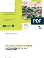 Locatelli 2008 Facing an Uncertain Future