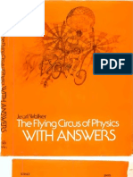 The Flying Circus of Physics With Answers