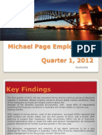 Michael Page Employment