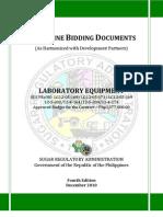 PBD Lab Equipment